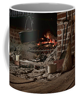 The Hearth - Fireplace Coffee Mug