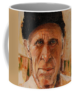 The Gillie Coffee Mug by Jean Cormier