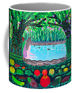 The Hidden Water Coffee Mug