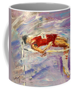 The High Jump Coffee Mug