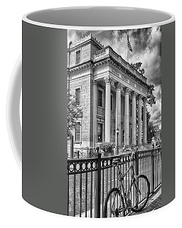 Coffee Mug featuring the photograph The Hippodrome Theatre by Howard Salmon