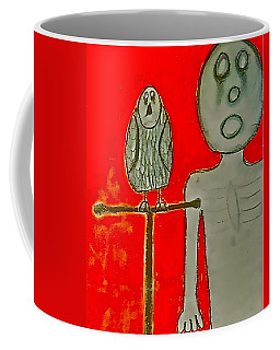 The Hollow Men 88 - Bird Coffee Mug