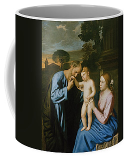 The Holy Family Coffee Mug