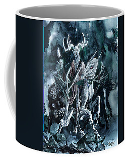 The Horned King Coffee Mug