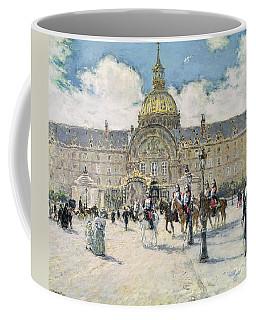 The Hotel Des Invalides Coffee Mug