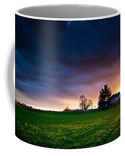 The House Of The Rising Sun Coffee Mug by Eti Reid