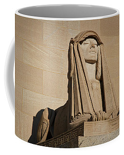 The House Of The Temple Sphinx #2 Coffee Mug