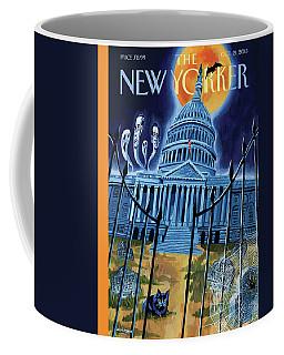 The House Republicans Haunt The Captiol Building Coffee Mug