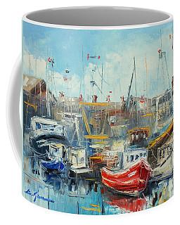 The Howth Harbour Coffee Mug