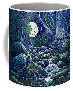 The Hunt For The Wolfman Coffee Mug