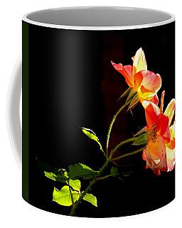 The Illuminated Rose Coffee Mug