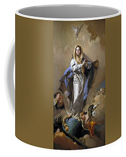 The Immaculate Conception Coffee Mug