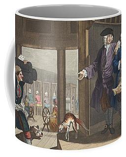 The Industrious Prentice A Favourite Coffee Mug