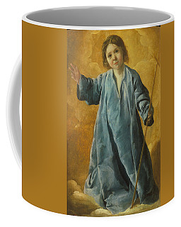 The Infant Christ Coffee Mug