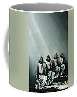 The Initiation Coffee Mug