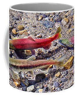 Coffee Mug featuring the photograph The Interloper by Jim Thompson
