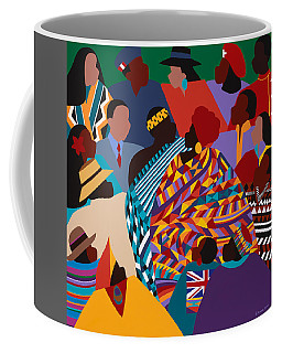 The International Decade Coffee Mug