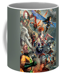 The Invincibles Coffee Mug