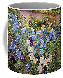 The Iris Bed Coffee Mug