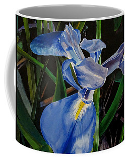The Iris Coffee Mug