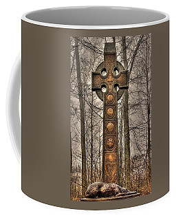 The Irish Brigade At Gettysburg  63rd-69th-88th New York Infantry St. Patricks Day 2012 Close-a Coffee Mug
