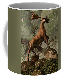 The Irish Elk Coffee Mug