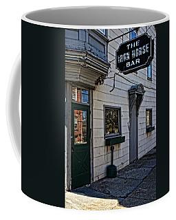 The Iron Horse Bar Coffee Mug by Mike Martin