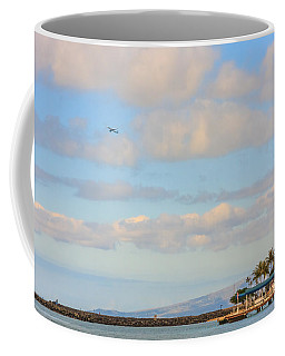 Coffee Mug featuring the photograph The Island Of Oahu by Susan Leonard
