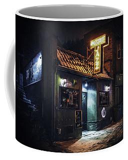 The Jazz Estate Nightclub Coffee Mug