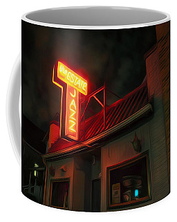 The Jazz Estate Coffee Mug