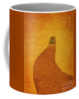 The Journey Pathway Minimalism Coffee Mug