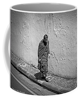 Coffee Mug featuring the photograph The Journey  by Lucinda Walter