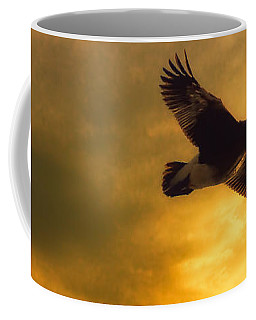 Coffee Mug featuring the photograph The Journey South by Bob Orsillo