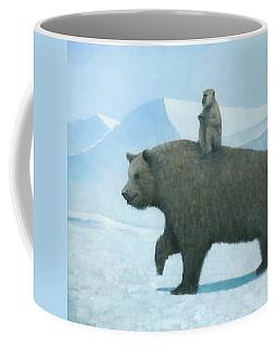 The Journey Coffee Mug by Steve Mitchell