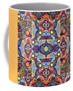 The Joy Of Design Mandala Series Puzzle 1 Arrangement 1 Coffee Mug