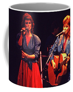 Coffee Mug featuring the photograph The Judds by Mike Martin