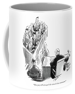 The Jury Will Disregard The Witness's Last Coffee Mug