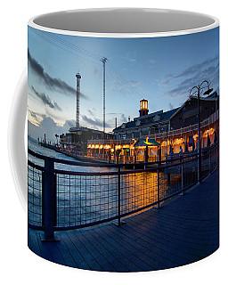 The Kemah Boardwalk Coffee Mug