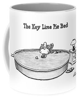 The Key Lime Pie Bed Coffee Mug