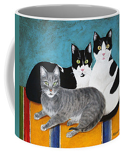 The Kids Coffee Mug by Marna Edwards Flavell