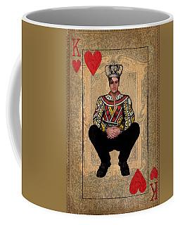 The King Of Hearts Coffee Mug