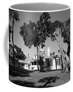 The Kingsley Plantation Coffee Mug by Lynn Palmer