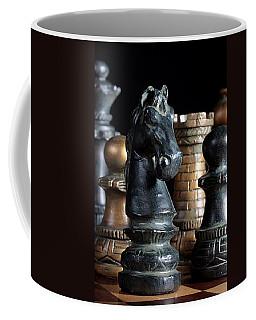 The Knights Challenge Coffee Mug by Joe Kozlowski