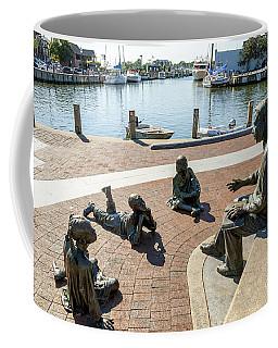The Kunta Kinte-alex Haley Memorial In Annapolis Coffee Mug