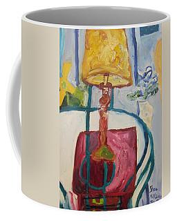 The Lamp Coffee Mug