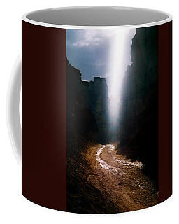 The Land Of Light Coffee Mug