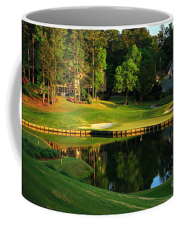 Golf At The Landing #3 In Reynolds Plantation On Lake Oconee Ga Coffee Mug