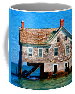 The Last House On Holland Island Coffee Mug