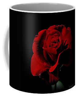 The Last Rose Of  Summer... Coffee Mug by Marija Djedovic