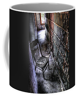The Last Visitor Coffee Mug